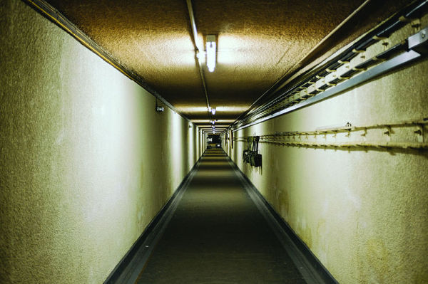 Inside Kelvedon Hatch Secret Nuclear Bunker